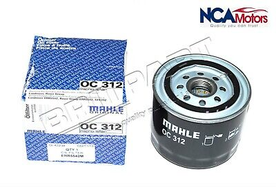 Land Rover Freelander 1 Diesel 2.0L TCIE - Oil Filter - ERR5542 OEM Mahle