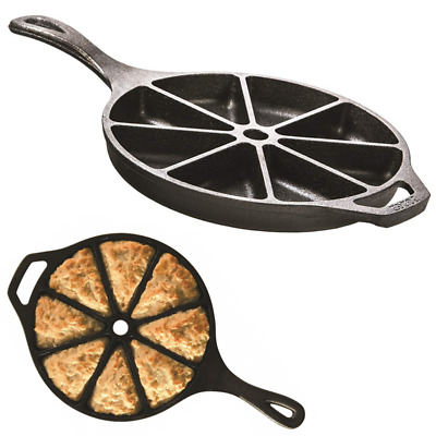 Cast Iron Pan For Cornbread Corn Cakes Oven Baking LODGE Pre Seasoned Skillet