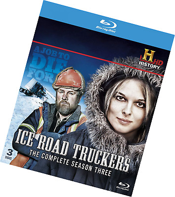 Ice Road Truckers [Import anglais]