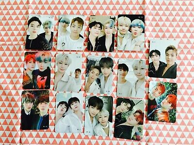 Monsta X We are here  unit photocard 2nd album take 2