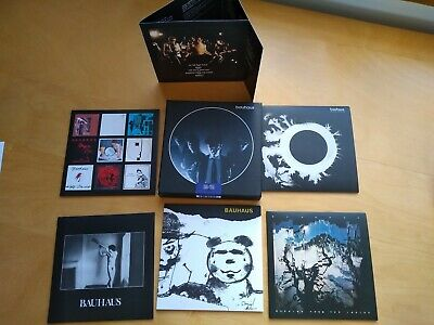 Bauhaus-5 Album Box Set CD / Box Set (Played Once)