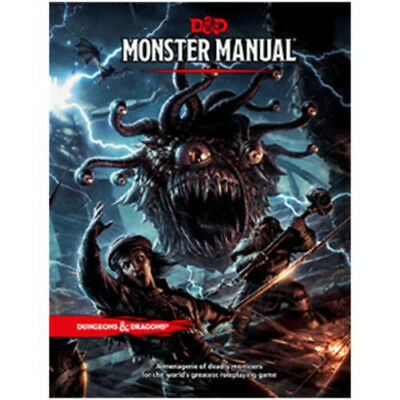 Dungeons e Dragons - Dnd Next - Mostruoso Manuale