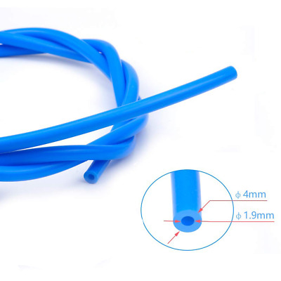 Anycubic 3D Printer PTFE Tube 1.9mm ID 1.75mm Filament Capricorn-ious i3 Mega
