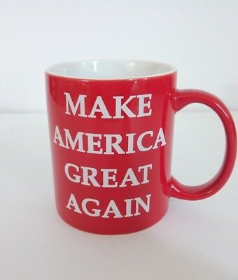 President Donald Trump Make America Great Again Coffee Cup MAGA Tea Mug