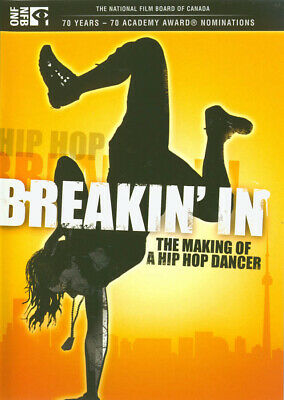 Breakin' In: The Making Of A Hip Hop Dancer (C *new Dvd