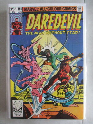 Daredevil Vol. 1 (1964-2011) #165 VF- UK Price Variant