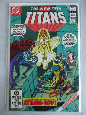 New Teen Titans (1980-1984) #25 VF