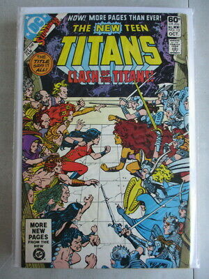 New Teen Titans (1980-1984) #12 FN/VF