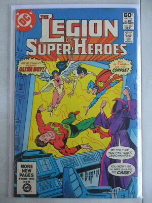 Legion of Super-Heroes Vol. 1 (1980-1984) #282 FN/VF
