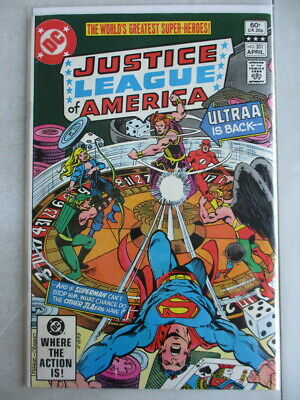 Justice League of America Vol. 1 (1960-1987) #201 VF