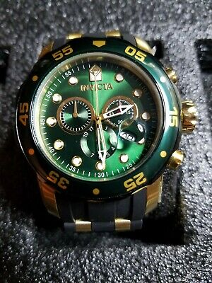 Invicta Pro Diver Scuba Swiss Movement Quartz Watch-Model 17886