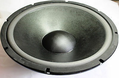 """Pa Woofer Subwoofer Mhb15 Mhb-15 - 15 """" Subwoofer 38 cm - 1 Piece"""