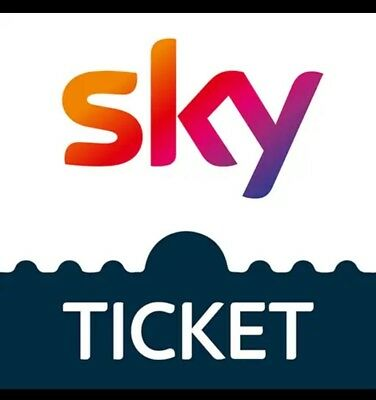 Sky supersport ticket 1monat