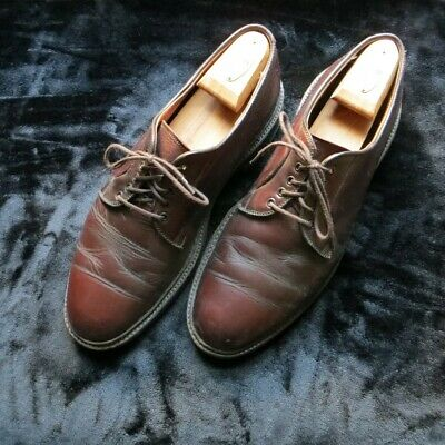 c93fcd36305 MENS BROOKS BROTHERS Made In England Dress Oxford Right Shoe Only ...