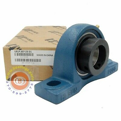 2.4375 in Pillow Block Cast Iron UCPE212-39 Mounted Bearing UC212-39+PE212