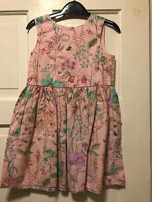 Kids' Clothing, Shoes & Accs Bnwt Girls Next Summer Dress Age 3 Matching In Colour