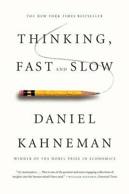 NEW - Thinking, Fast and Slow by Kahneman, Daniel