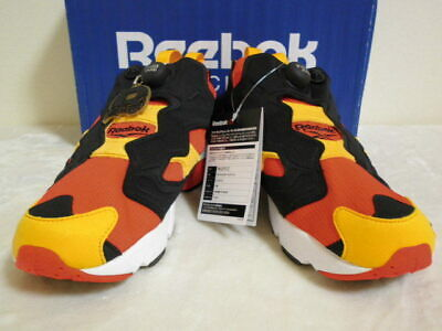 af1857e79d3d77 Reebok Insta Pump Fury OG 2014 Ltd Black Red Gold White Sneakers US 9 1