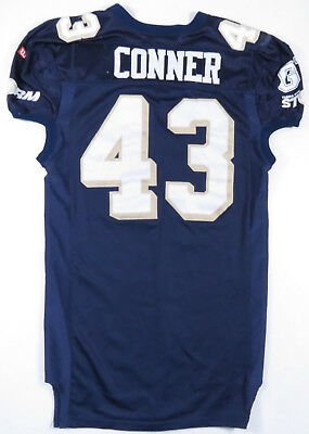 Darion Conner Tampa Bay Storm Game Used Wilson Arena League Football #43 Jersey