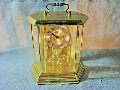 VINTAGE.HALLER ANNIVERSARY CLOCK /Germany / Parts OR REPAIR Only