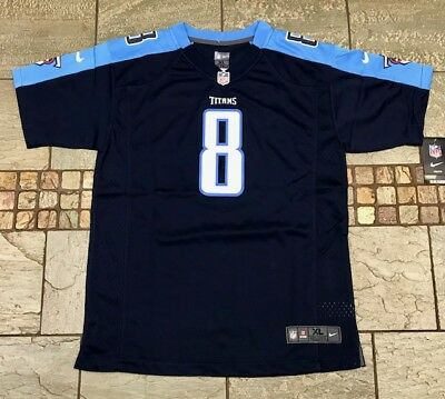 Wholesale NWT NIKE TENNESSEE Titans #8 MARCUS MARIOTA NFL Youth Jersey Size  hot sale
