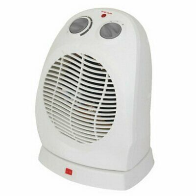 Home Oscillating Electric Heater Fans 2kw Adjustable Thermostat 220V Heater HK