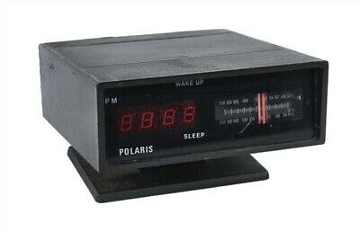 Elvis Presley Owned and Used Clock Radio Used on Concert Tours Graceland COA