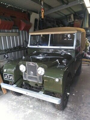"1954 Series 1 Land rover 86"" free shipping anywhere in Australia"