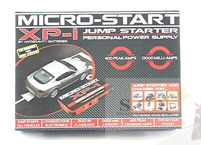 Antigravity Batterie Micro-Start Pps Xp-1 Multi-Fonction Jump Starter