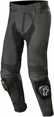 7a289eda8c195c Alpinestars MISSILE v2 Airflow Leather Riding Pants (Black) EU 60/US 50 LONG