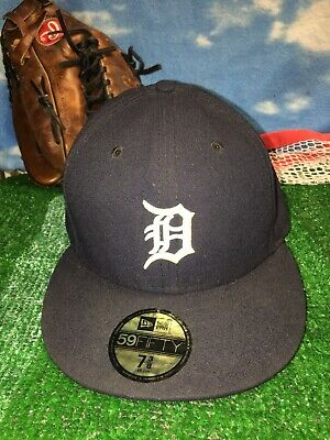 online store 5d6b9 7ba80 Detroit Tigers fitted hat new era 5950 59fifty 7 3 8 h7