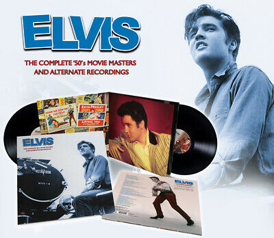 Elvis Presley - The Complete '50S Movie Masters, Record Store Day 2Lp 500 Copies
