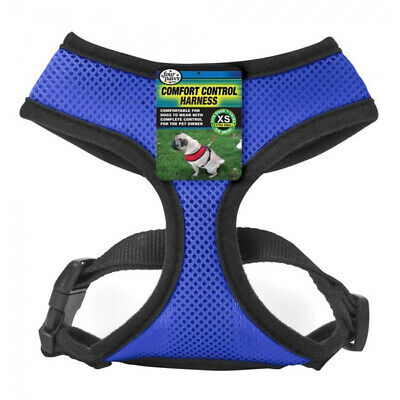 FOUR PAWS - Comfort Control Harness Small Blue - 1 Harness
