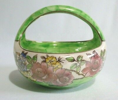 Maling Small ROSINE Bowl/Basket.  In very good condition.