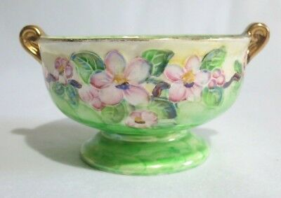 Maling Small Bowl EMBOSSED BLOSSOM 6564.  In very good condition.