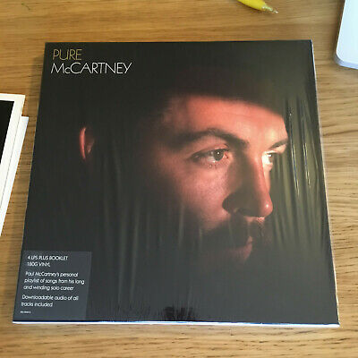 Pure Mccartney 4Lp Deluxe Edition + Booklet