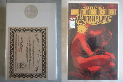 Darkminds/Witchblade DF Gold Foil Edition Ltd. to 3000 With COA
