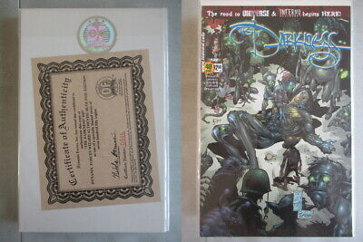 Darkness #40 DF Wizard Blue Foil Edition Ltd. to 750 With COA