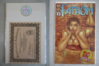 Fathom #0 DF Exclusive Cover Ltd. to 5000 With COA