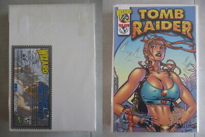 Tomb Raider #1/2 Wizard Edition With COA
