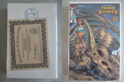 Tomb Raider #5 DF Exclusive Alternate Cover Ltd. to 7500 With COA