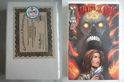 Witchblade #48 DF Exclusive Red Foil Edition Ltd. to 500 With COA