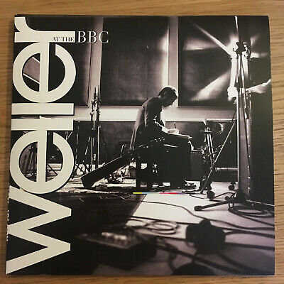 Paul Weller At The Bbc -  3Lp Vinyl 2008 -Not Sealed - Perfect - Mint