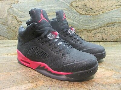 4a927fb0aaf 2013 Nike Air Jordan 3Lab5 Retro SZ 9 Black 5 Infrared 3 Cement OG 599581-