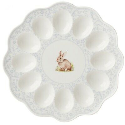 Lenox Colors of  Spring Lavender Egg Tray  (NEW) Easter - Spring - Bunny