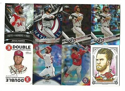 2016 Topps Now Online Exclusive//1286 #20 Bryce Harper Washington Nationals Card