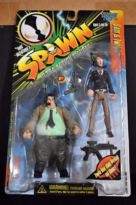 Spawn Series 7 Sam and Twitch Action Figure Mcfarlane Toys