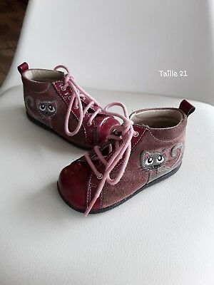 9a66b31a22bd9 CHAUSSURES FILLE TAILLE 21 - EUR 5