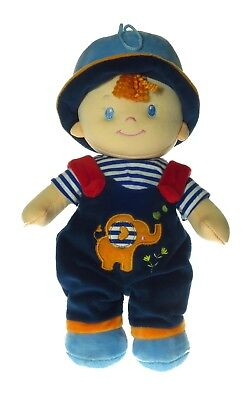 Oliver Tant Rag Doll toy for babies and young children