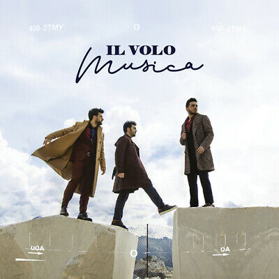 Il Volo : Il Volo: Musica CD (2019) ***NEW*** FREE Shipping, Save £s